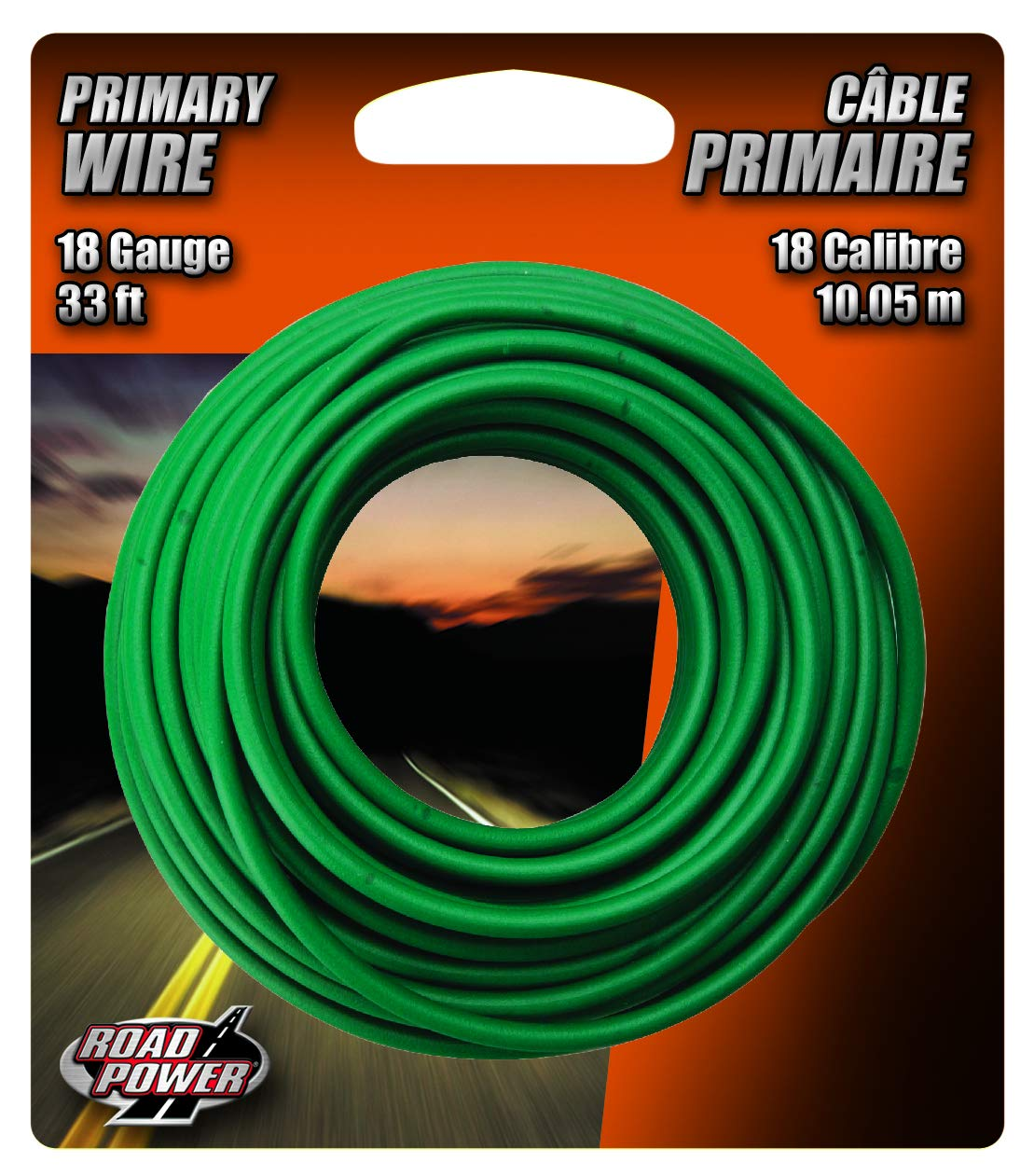 Yellow Coleman Cable 16-1-14 16-Gauge 24-Foot Automotive Copper Wire