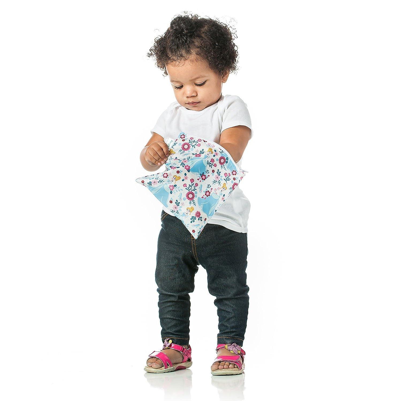 Bumkins Disney Baby Reusable Snack Bag Large Cinderella