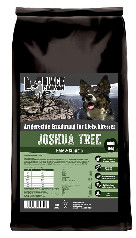 Black Canyon Joshua Tree Rabbit & Pig Pack of 1 x 15 Kg