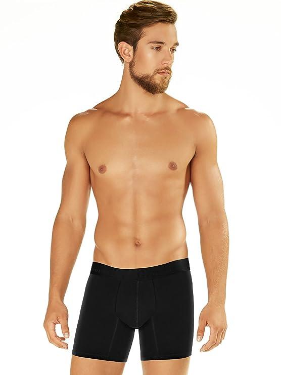 DIANE & GEORDI 5172 Men Boxer Trunks Underwear Low Rise | Boxer para Hombres M at Amazon Mens Clothing store: