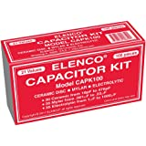 Elenco 100 Capacitor Component Kit