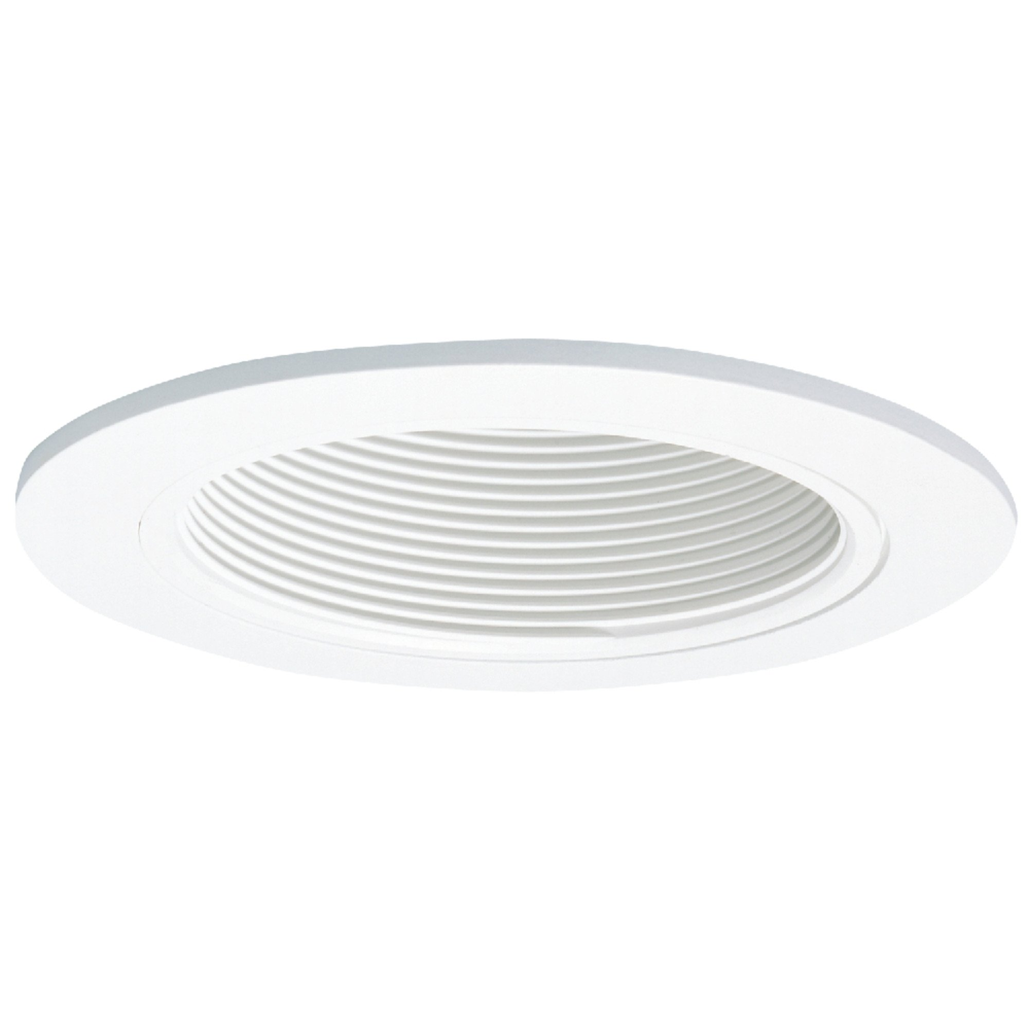 Halo 993W, 4'' Trim Coilex Baffle White Trim with White Baffle