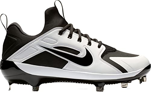 check out 61960 fba33 Nike Men s Alpha Huarache Elite Baseball Cleats, Basketball - Amazon Canada