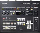 Roland ローランド マルチフォーマット ビデオ スイッチャー V-40HD