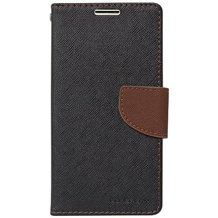 big sale ea15c b87b5 Xiaomi Redmi 3s Prime Mercury Flip Wallet Diary Card: Amazon.in ...