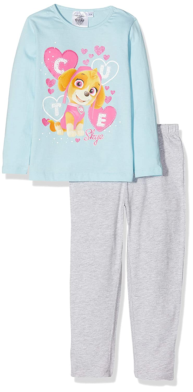 Nickelodeon M/ädchen Zweiteiliger Schlafanzug Paw Patrol Cute
