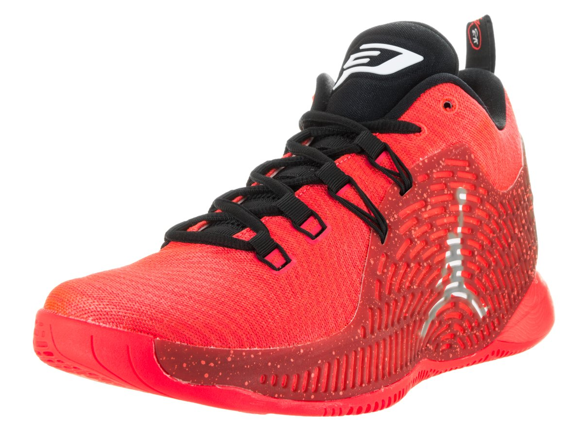 Nike 854294 – 600, Schuhe Basketball Herren, rot, 45