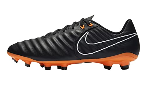 premium selection 52568 0df7f Nike Legend 7 Academy Fg, Scarpe da Fitness Uomo, Multicolore (Black/Total