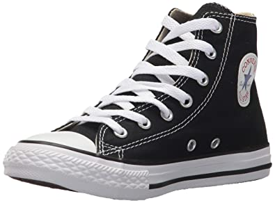 fc6d43eb892d Converse Boys All Star Core Hi Black 10 Sneaker Core Classic Toddler Boys  7J231
