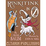 Rinkitink in Oz [Illustrated]