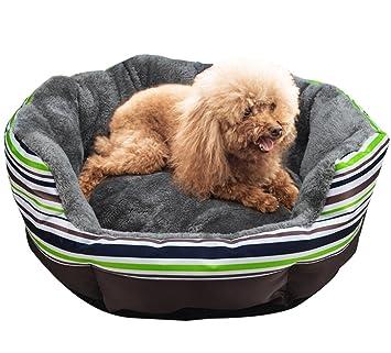 Legendog Sofá Cama para Perro, Sofá De Felpa para Perros Lavable Desmontable Lavable Cama para Dormir Cama para Perros Gatos S: Amazon.es: Productos para ...