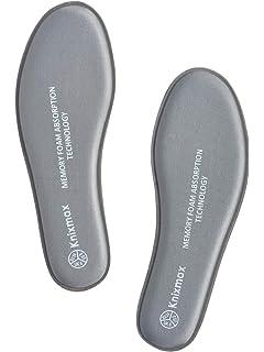 Plemo Plantillas Zapatos IS-01W de Gel Amortiguadoras, Cómodas ...