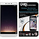 Roxel Brand 9H Hardness Toughened 2.5D Tempered Glass Screen Protector for LeEco Le2 X 526