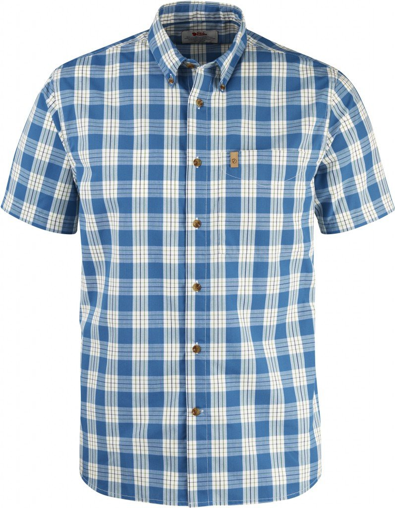 Fjäll Räven Övik Button Down Shirt ss