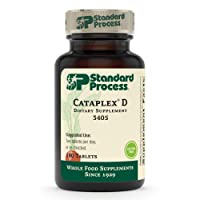 Standard Process - Cataplex D - 180 Tablets