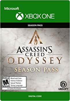 Assassin's Creed Odyssey Season Pass for Xbox One [Digital Code]