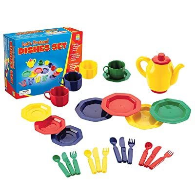 Educational Insights Dishes Set: Toys & Games