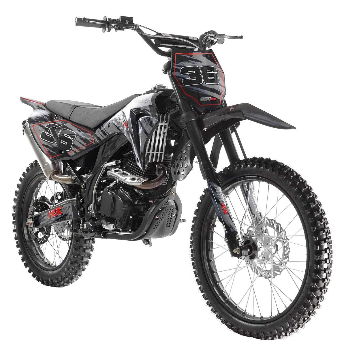 X-Pro 250cc Dirt Bike Pit Bike Gas Dirt Bikes Adult Dirt Pitbike 250cc Gas Dirt Pit Bike