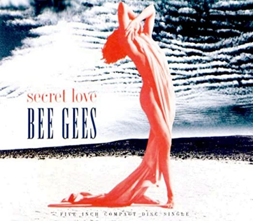 Bee Gees - Secret Love - Warner Bros. Records - W0014CD, Warner Bros. Records - 9362-40014-2