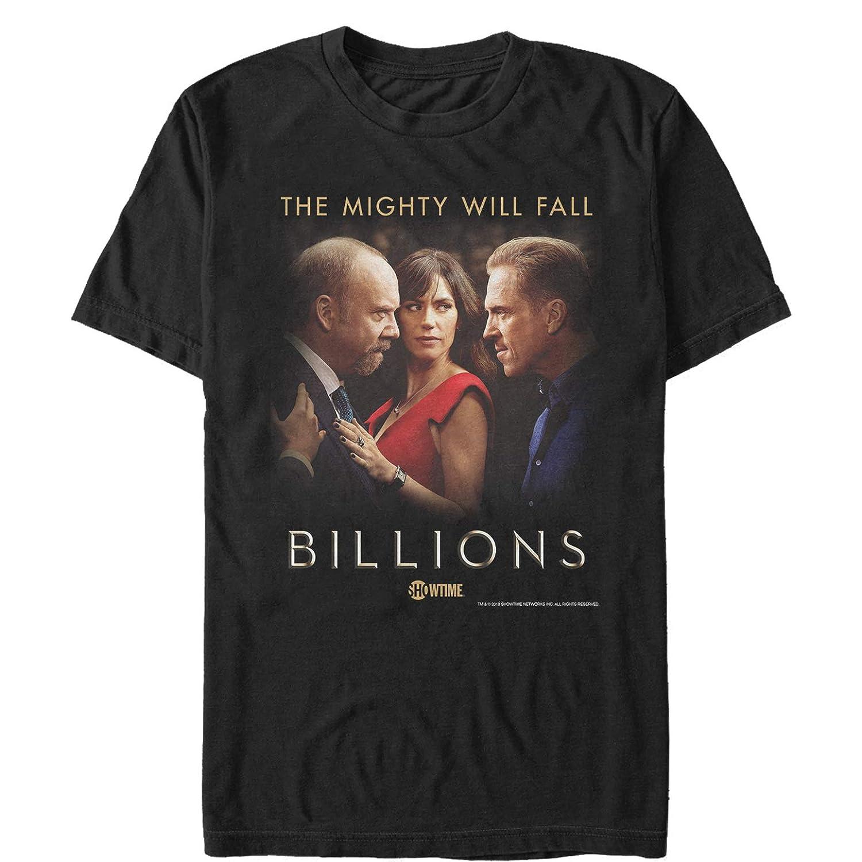 Fifth Sun Billions Mens Mighty Will Fall T-Shirt