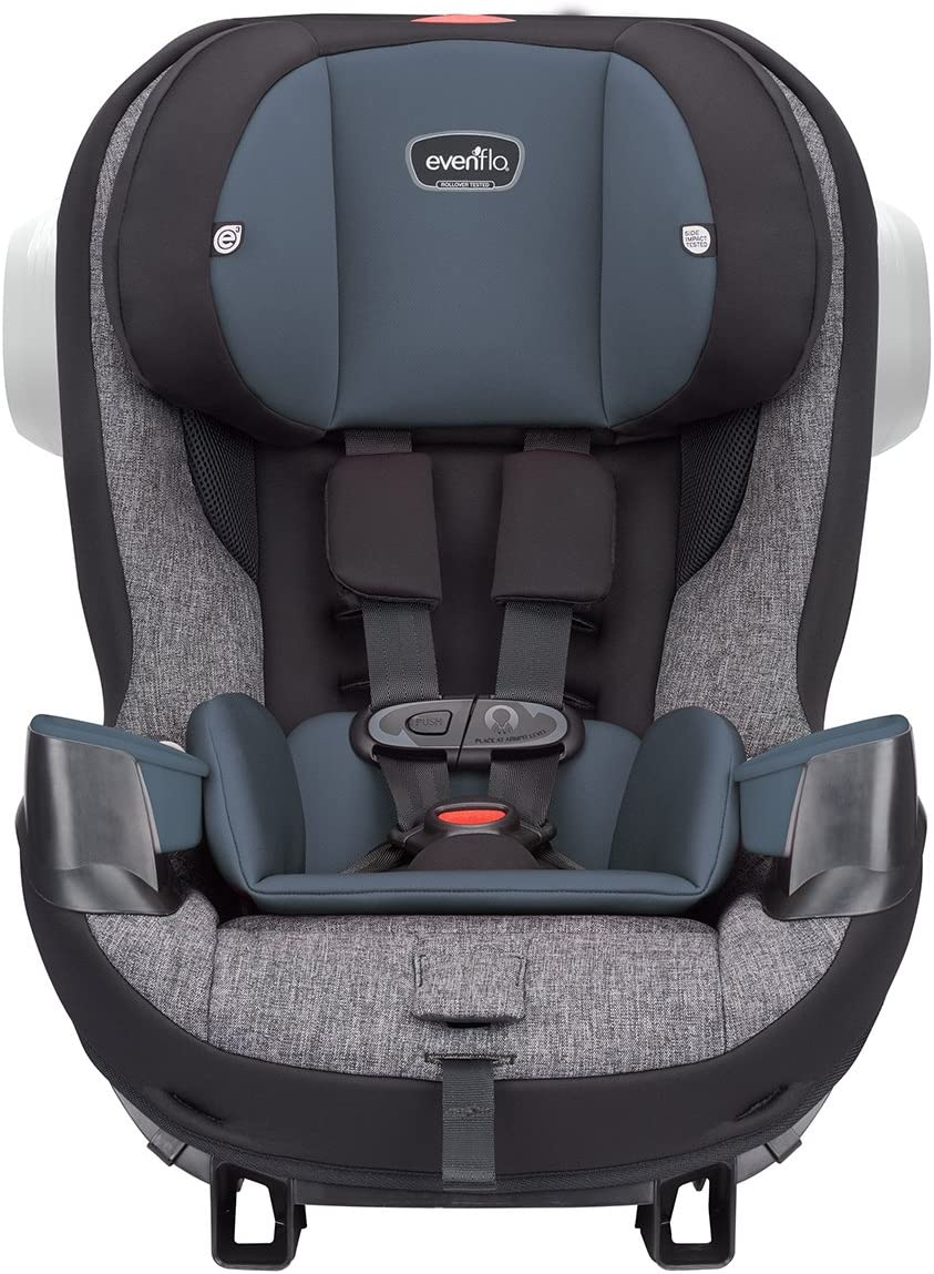 Augustus Tweed Evenflo Stratos 65 Convertible Car Seat Baby Car ...