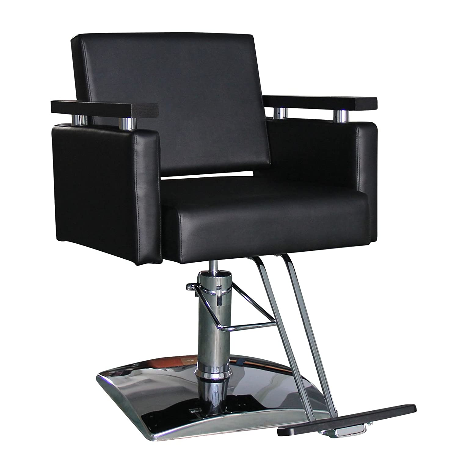 Barber chairs campoeng mr tsu koken barber chairs the for Salon bench