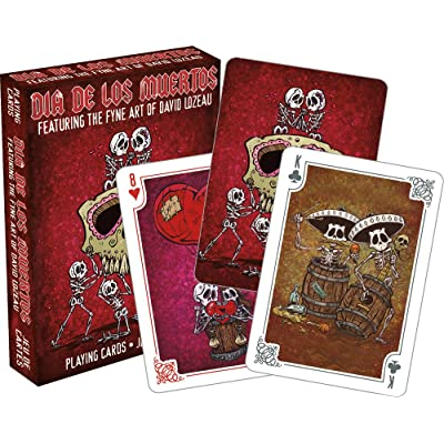 Dia De Los Murtos 3 Playing Cards: Toys & Games