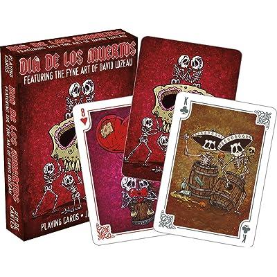 Dia De Los Murtos 3 Playing Cards: Toys & Games