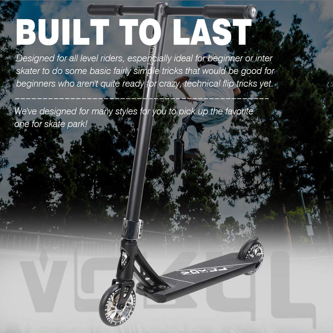 Amazon.com: VOKUL Pro Scooters - Patinete de acrobacias ...