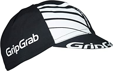 GripGrab Cycling Cap - Gorra de Ciclismo para Hombre, Color Negro ...