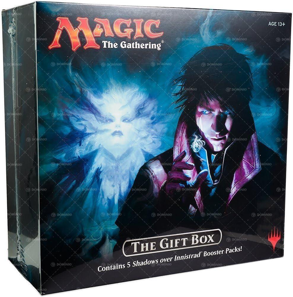 Magic The Gathering MTG - Caja de Regalo del Juego Shadows Over ...