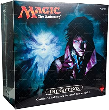 Amazon.com: MTG Magic Shadows Over Innistrad Gift Box: Toys & Games
