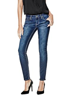 GUESS Factory Womens Cindy Power Skinny Jeans