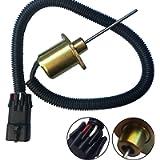 KEYOPO Fuel Shutoff Solenoid 25-38109-05Z 25-38109-05S SA-5019 SA-5157 SA-4668-S 1503ES-12A5SUC9SCC28 1503ES…