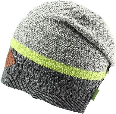 Jamiks Navy Boys Warm Ear Flap Beanie Pom Pom Winter Hat