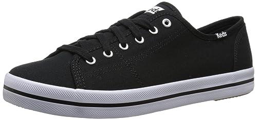 cde68f508bd7f Keds Women s Kickstart Seasonal Solid Sneakers  Amazon.ca  Shoes ...
