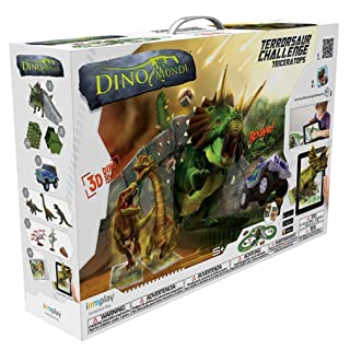 Dino Mundi Triceratops Adventure Game