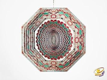 30,5/cm Spin Art Original F/ée Multicolur /à vent