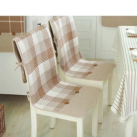 DUAN Chair Pads Mesas y sillas de Comedor Todo-en-un cojín ...