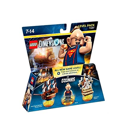 LEGO Dimensions, Goonies Level Pack: Video Games