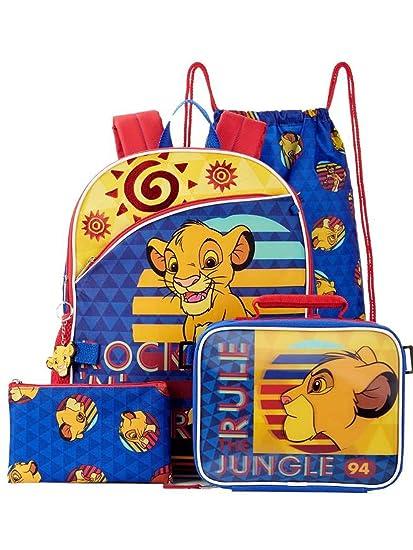 Amazon.com: Fastforward - Mochila escolar para niños (5 ...