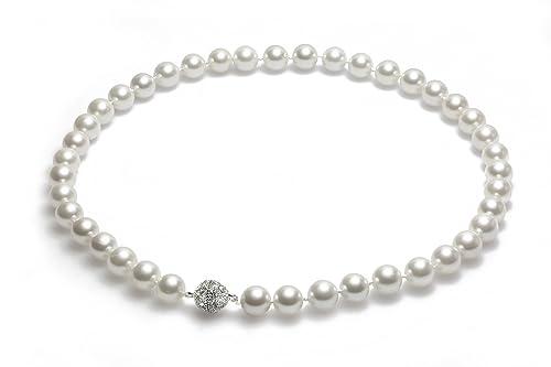 Risultati immagini per collana di perle