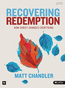 Recovering Redemption - Member Book