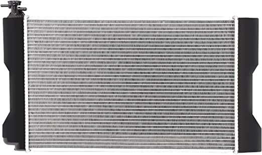 OEM Replacement Radiator Zirgo ZFRDA1131