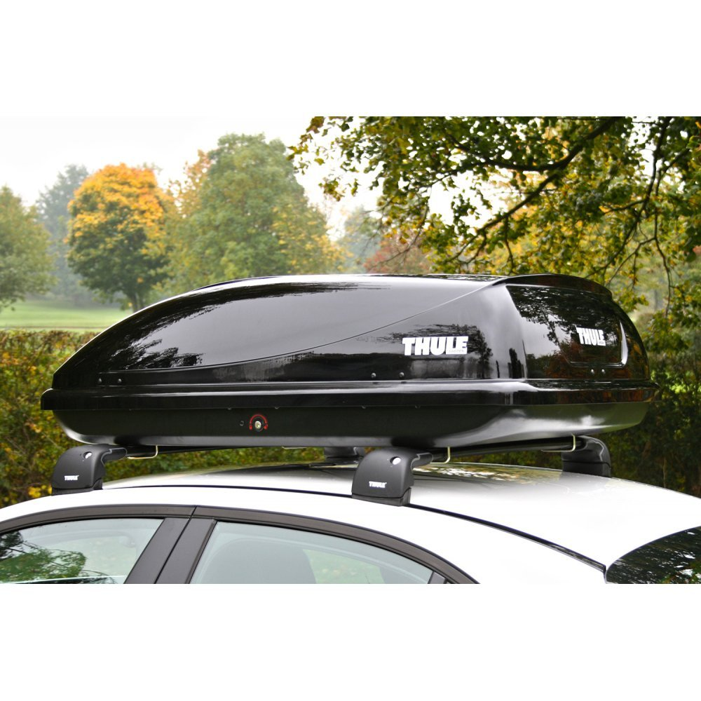 THULE Ocean 100 Car Roof Box   360 Litre Size: Amazon.co.uk: Car U0026 Motorbike