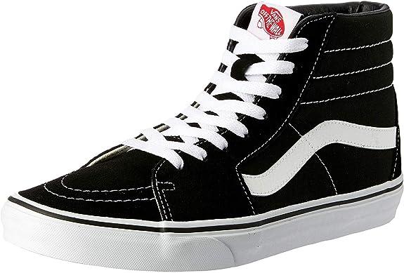 Vans Herren U SK8 HI High Top Sneaker,Schwarz (Black), 40.5 EU