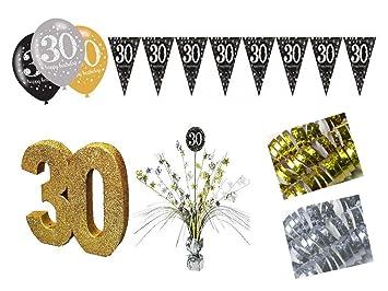 Set de decoración de fiesta 30 cumpleaños Muñeco de 15 ...