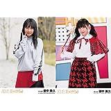 【田中美久】 公式生写真 AKB48 11月のアンクレット 劇場盤 2種コンプ