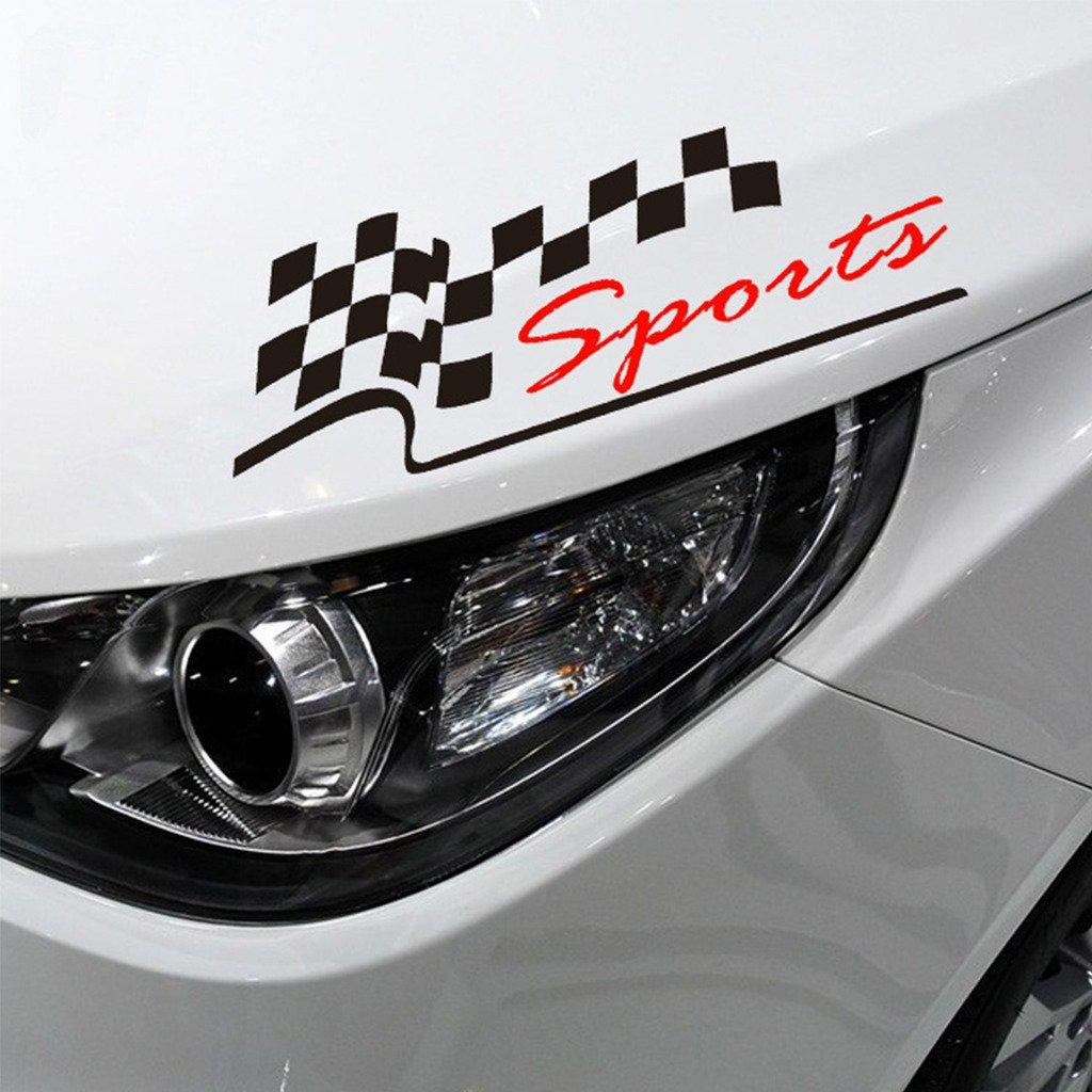 Kaizen lamp lid sticker sport car sticker decal bumper decal sticker for car vinly sticker for vwtoyotahondachevroletfordmercedes benzaudibmw and any