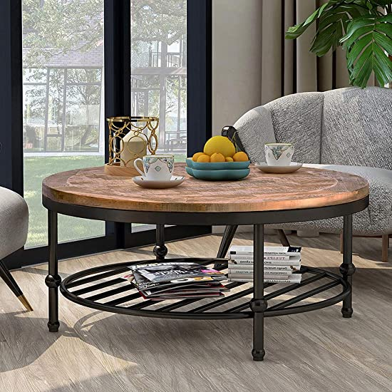 Leick Delton Condo Apartment Coffee Table